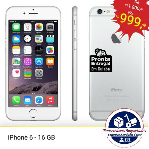 IPhone 6 16g [NOVO]