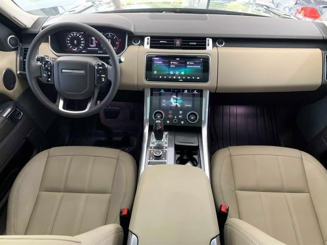 LAND ROVER RANGE ROVER SPORT 2018/2019 3.0 SE 4X4 V6 24V BITURBO DIESEL 4P AUTOMÁTICO - Foto 3