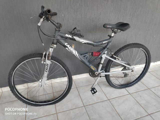 Bicicleta Caloi SK 21v - Foto 3