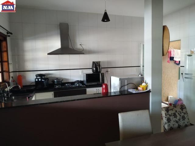 00633 - QR 412! Fino acabamento! Luxuosa casa na laje! Aceito financiamento - Foto 16