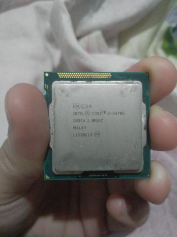 Intel core i5 3470S