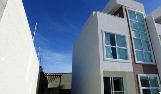 R$ 215.000 Condominio Fechado/ 2 e 3Suites/ Quintal com Churrasqueira/ Entrega em 02-2020 - Foto 2