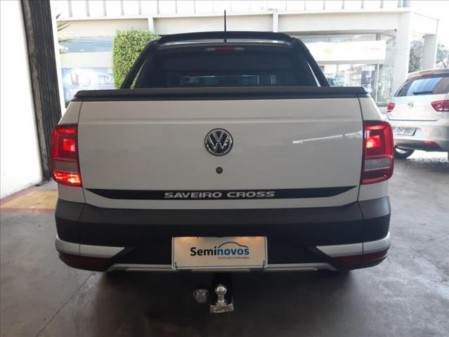 Volkswagen Saveiro 1.6 Cross cd 16v - Foto 4