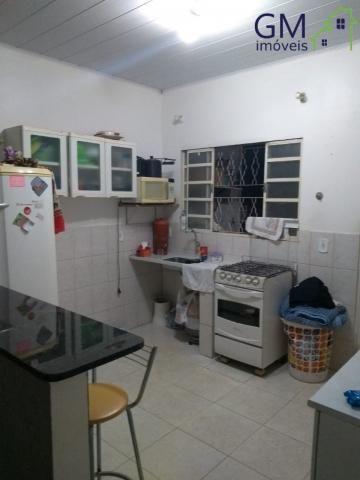 Casa a venda / condomínio alto da boa vista / 2 quartos / garagem coberta / sobradinho - d - Foto 6