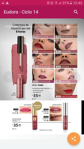 Produtos eudora cosmeticos - Foto 3