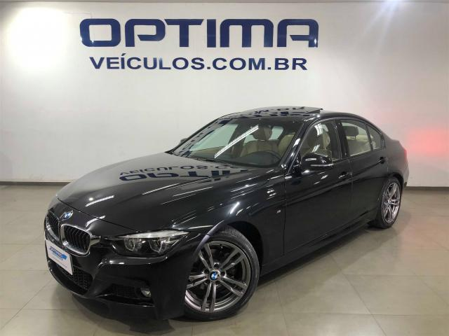 BMW 320I 2017/2018 2.0 M SPORT GP 16V TURBO ACTIVE FLEX 4P AUTOMÁTICO