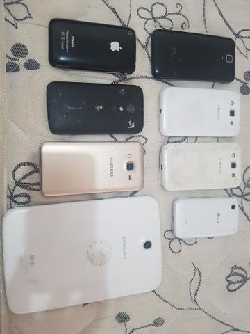 Vendo celular para retirada de peças - Foto 2