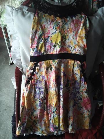 Vendo este lindo vestido crianca - Foto 5