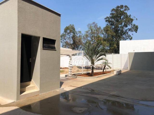 Apartamento com 2 dormitórios para alugar, 56 m² por R$ 1.600,00/mês - Senador Salgado Fil - Foto 2