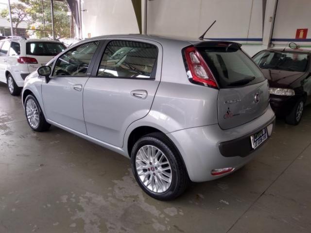 Fiat punto 2013 1.6 essence 16v flex 4p manual - Foto 8