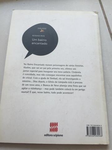 """Livro """"Um Bairro encantado"""" - Foto 2"""