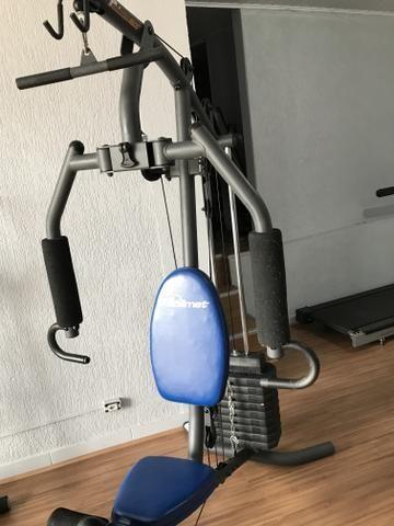 Estação de Musculação Poligym 3500 - Foto 3