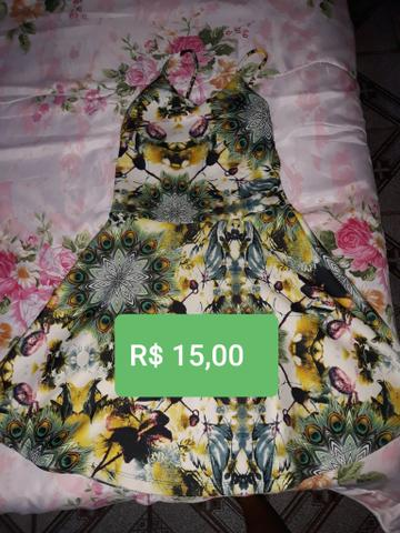 Blusa, vestidos e saias - Foto 2