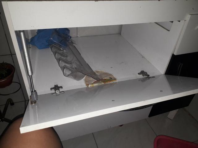 Armário de cozinha MDF R$350 - Foto 3