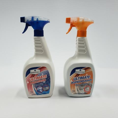 Ultimate Multiuso e Desengordurante Limpeza Prática - Foto 4
