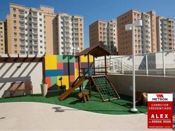 ALX - 18 - Mude para Morada de Laranjeiras - Apartamento de 2 Quartos com Varanda - Foto 2