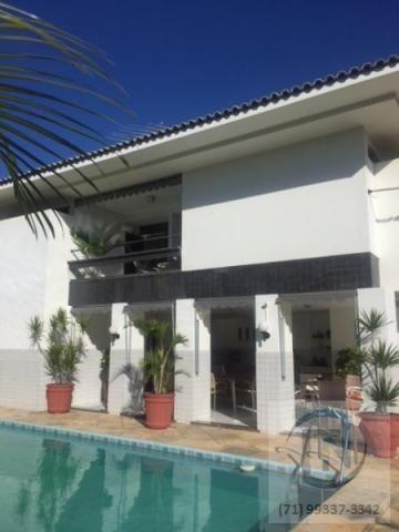 Casa em Condomínio para Venda em Salvador, Itaigara, 4 dormitórios, 3 suítes, 6 banheiros,