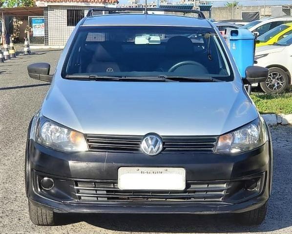 Volkswagen Saveiro Trend 1.6, 2014/2014, conservado! - Foto 5