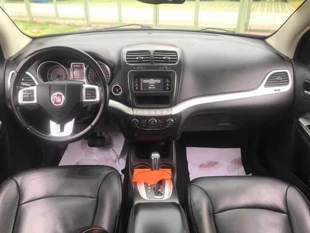 Fiat Freemont Emot/Precision 2.4 16 V Automático 2012/2012 - Foto 20