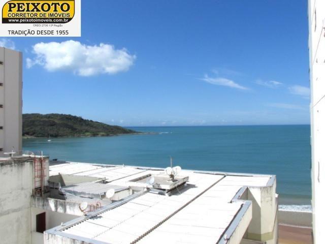 Apartamento à venda com 3 dormitórios em Praia do morro, Guarapari cod:AP00880