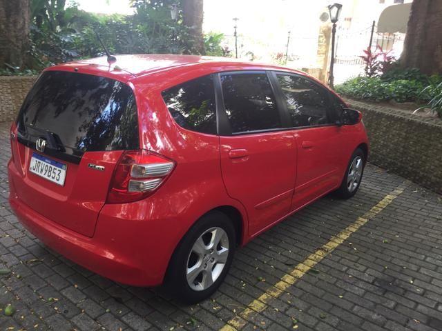 Honda Fit 2009 impecável