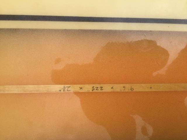 """Prancha long board Bear 9'6"""" - Foto 2"""