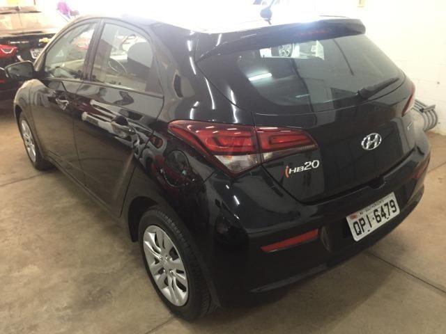 Hyundai HB20 1.6 Automático 2018/2019 Único Dono - Foto 4