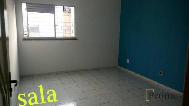 Apartamento residencial à venda, Cidade Nova, Aracaju. - Foto 3