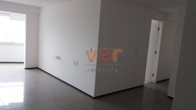 Apartamento com 3 dormitórios para alugar, 112 m² por R$ 1.450/mês - Engenheiro Luciano Ca - Foto 11