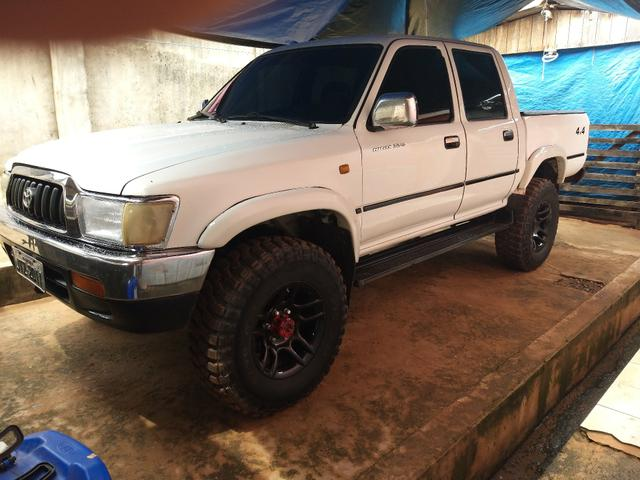 Toyota Hilux ano 2002 - Foto 3