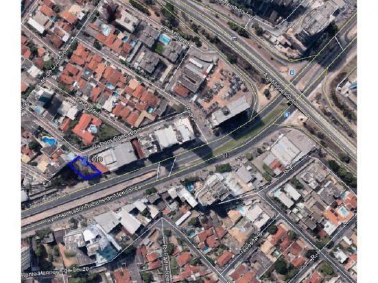 Loteamento/condomínio para alugar em Araes, Cuiaba cod:23011 - Foto 6