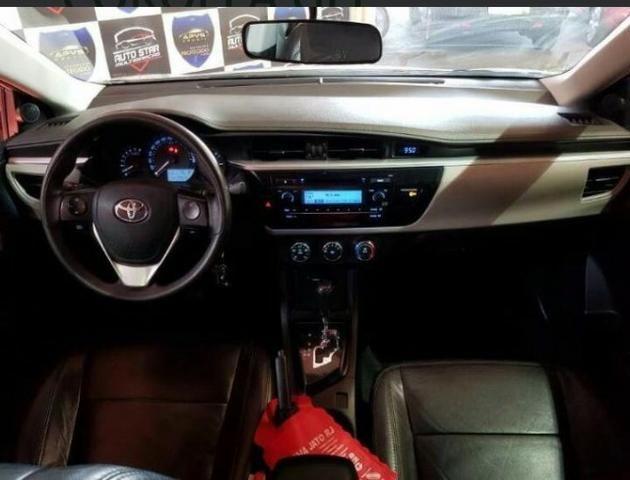 Corolla Gli automático Flex 2015 - Foto 2