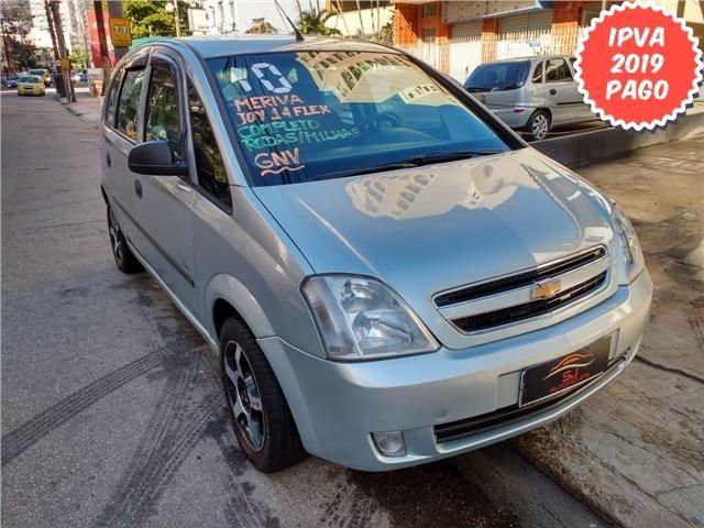 Chevrolet Meriva 1.4 mpfi joy 8v flex 4p manual - Foto 3