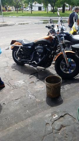 Moto Harley Davidson - Foto 3