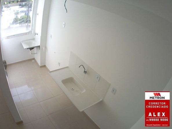 ALX - 18 - Mude para Morada de Laranjeiras - Apartamento de 2 Quartos com Varanda - Foto 6