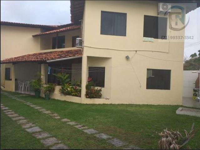 Casa para Venda em Salvador, Piatã, 5 dormitórios, 4 banheiros, 4 vagas - Foto 3