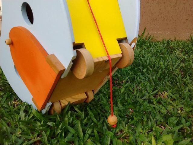 Arca de Noé de madeira - Foto 6