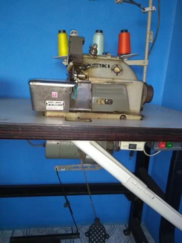 Máquina de costura overlock juki ! - Foto 2