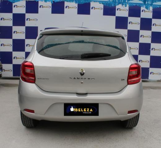 Renault Sandero, Único dono, GNV, completo - Foto 2