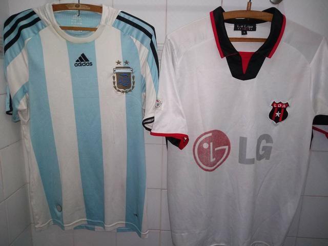 b1490fe848 Camisas Times e selecoes Internacionais - Roupas e calçados - Braz ...