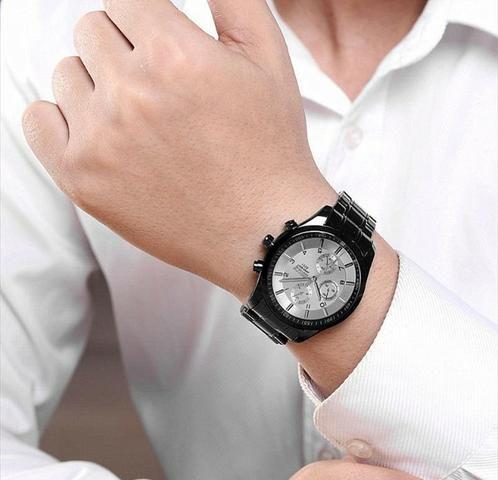 Relógio Masculino Bosck Modelo Barato Menor Preço - Bijouterias ... b8fdc5c8df