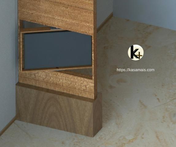 Kit para montagem de painel giratório em móveis - Foto 4