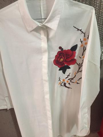 18792f35a Camisa feminina Innocence original promoção - Roupas e calçados ...