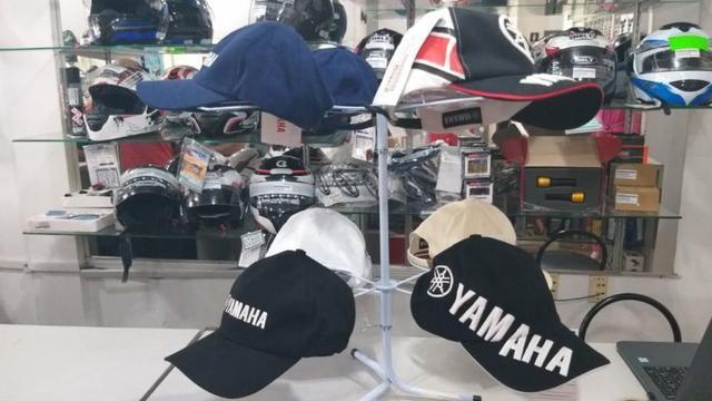 Bonés Yamaha vários modelos