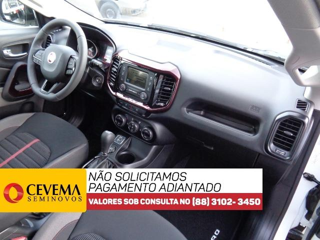 Fiat Toro Freedom 1.8 - 0km - Foto 8