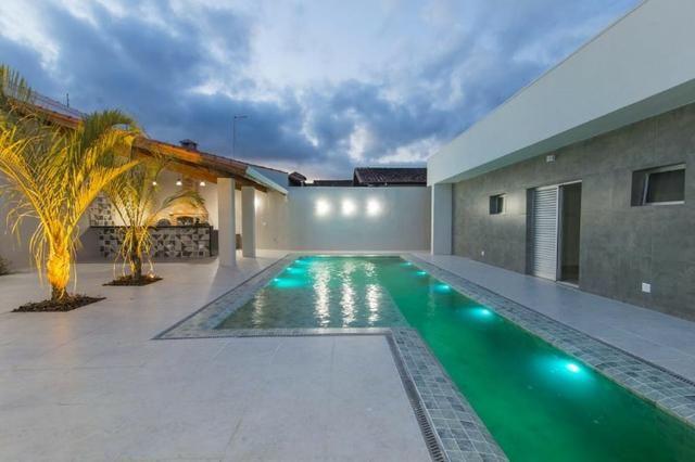 (Genival) Casa Isolada 3 suítes, Piscina, Espaço Gourmet, no Flórida - Foto 20