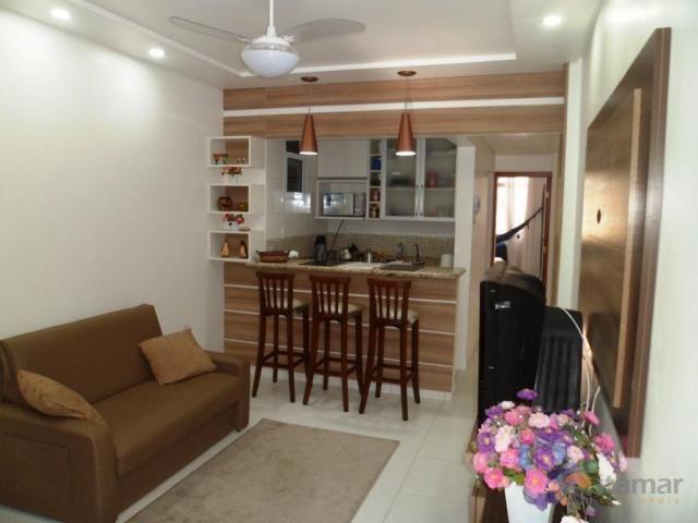 Apartamento com 1 quarto para alugar TEMPORADA - Centro - Guarapari/ES - Foto 4