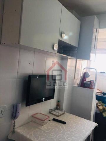 Apartamento com 2 dormitórios à venda, 55 m² por R$ 360.000 - Casa Branca - Santo André/SP - Foto 7