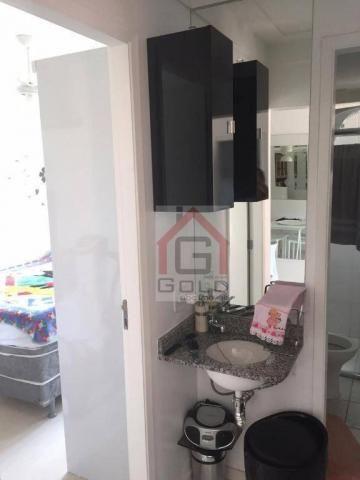 Apartamento com 2 dormitórios à venda, 55 m² por R$ 360.000 - Casa Branca - Santo André/SP - Foto 14