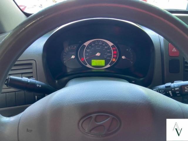 HYUNDAI TUCSON 2.0 MPFI GLS 16V 143CV 2WD FLEX 4P AUTOMATICO. - Foto 12